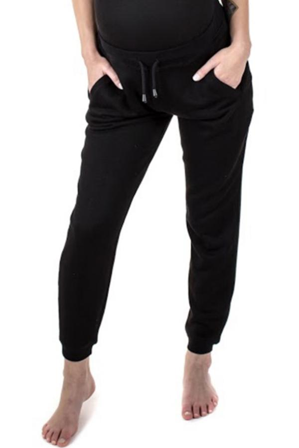 Modern Eternity Kristina Maternity French Terry Joggers