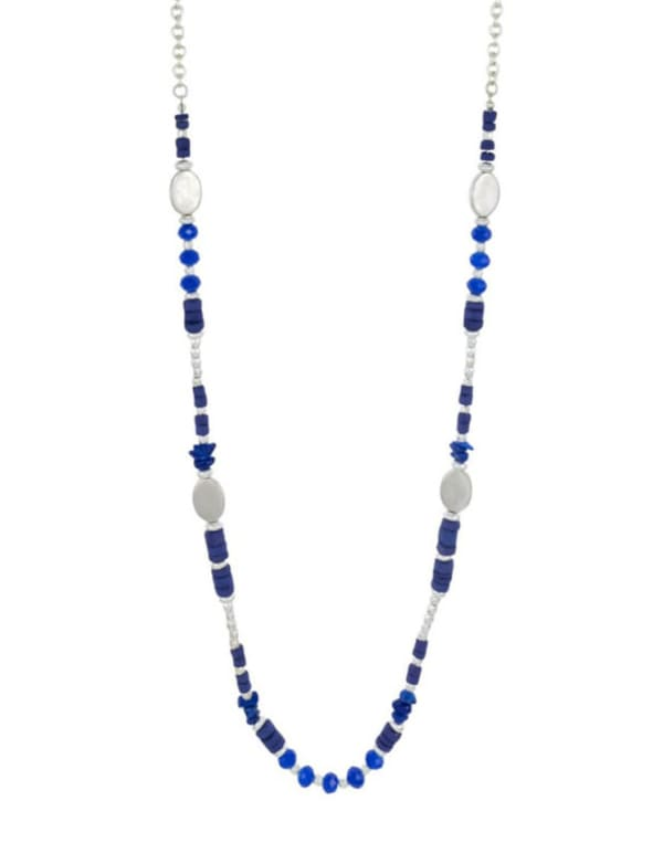 Carol Dauplaise Long Necklace