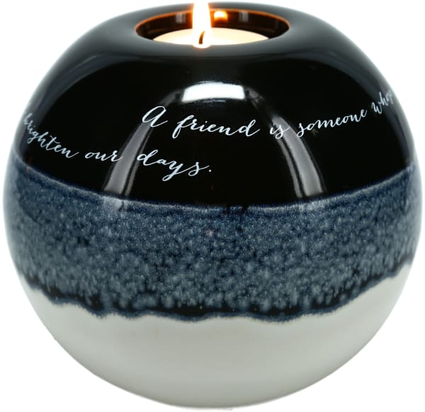 Friendship - Decorative Tea Light Holder