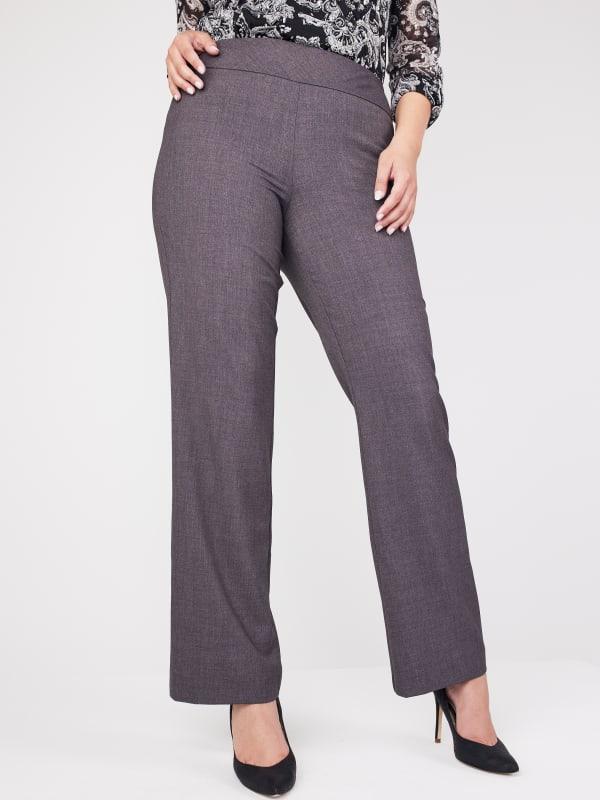 Roz & Ali Secret Agent Tummy Control Pants - Average Length