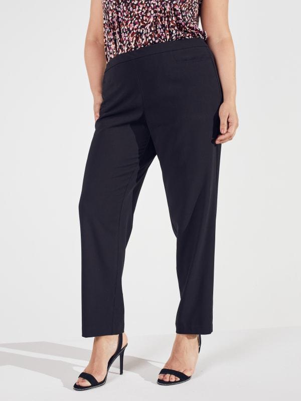 Roz & Ali Secret Agent Tummy Control Pants - Average Length - Plus