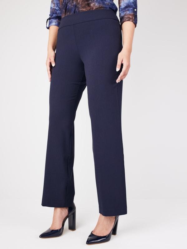 Roz & Ali Secret Agent Tummy Control Pants - Petite