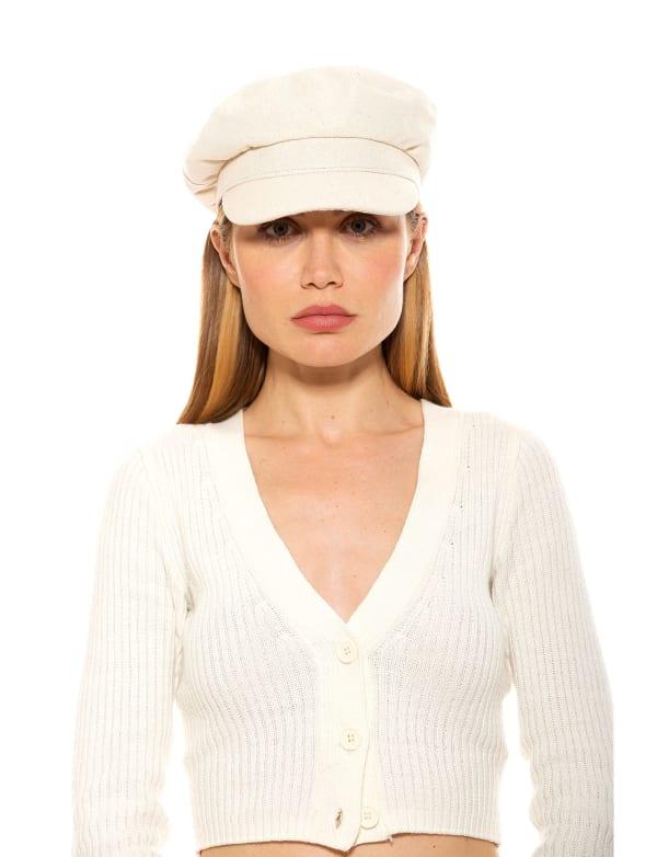 Miranda Modern Newsboy Hat