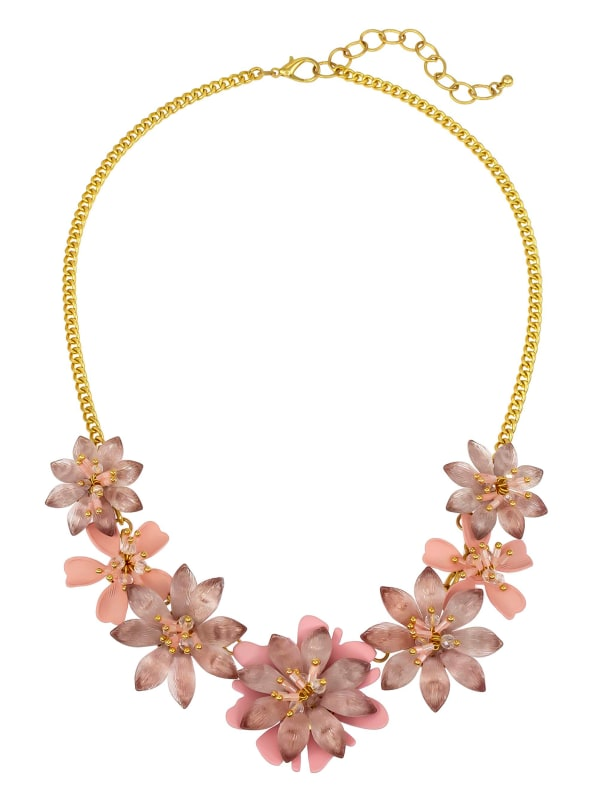 Carol Dauplaise 5 Part Flower Collar