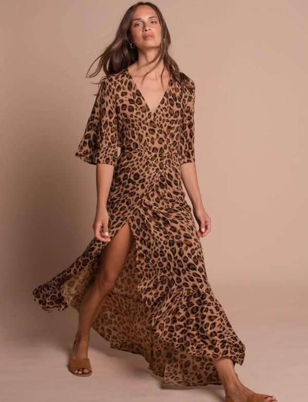 Emily Wrap Dress