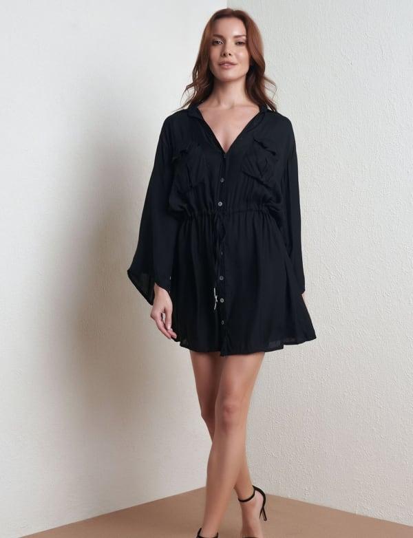Taylor Shirt Dress