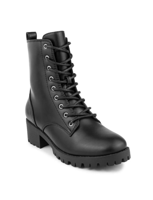Reggie Combat Boot