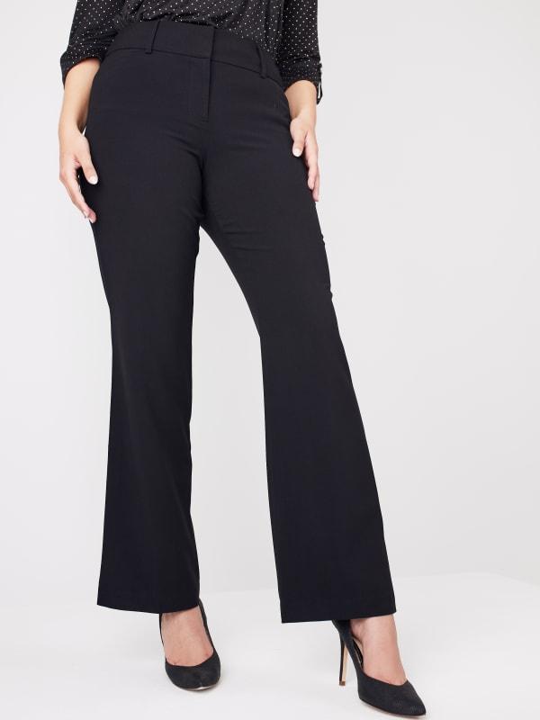 Roz & Ali  Secret Agent Pants with Cateye Pocket & Zipper