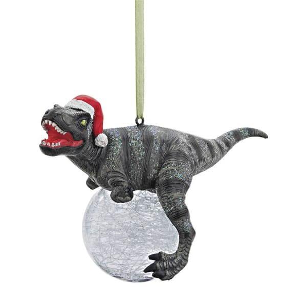 Blitzer the T-Rex Ornament