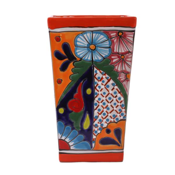 Novica Talavera Symmetry Ceramic Vase