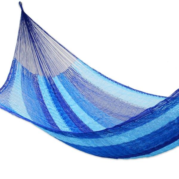 Blue Caribbean Hammock