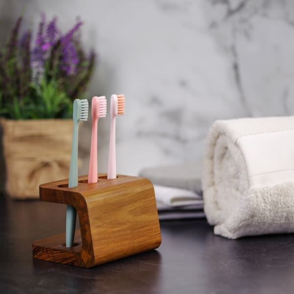 eHKa Collection Toothbrush Holder