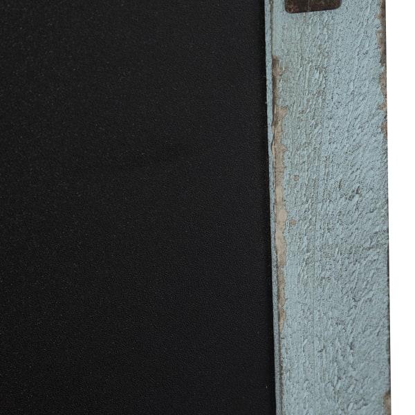 Farmhouse Blue Wood Wall Decor
