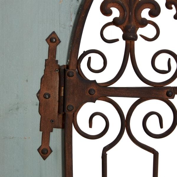 Rustic Ornamental Brown Wood Wall Decor