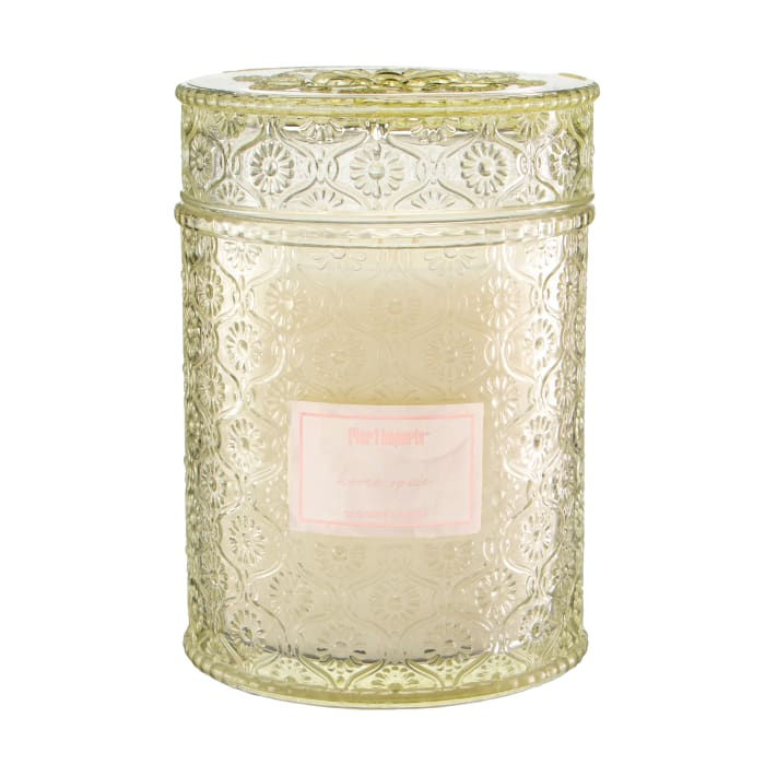 Pier 1 Home Spice Luxe Filled Candle 19oz