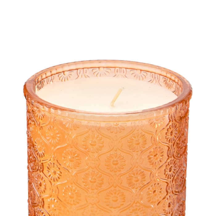 Pier 1 Pumpkin Spice Luxe Filled Candle 19oz