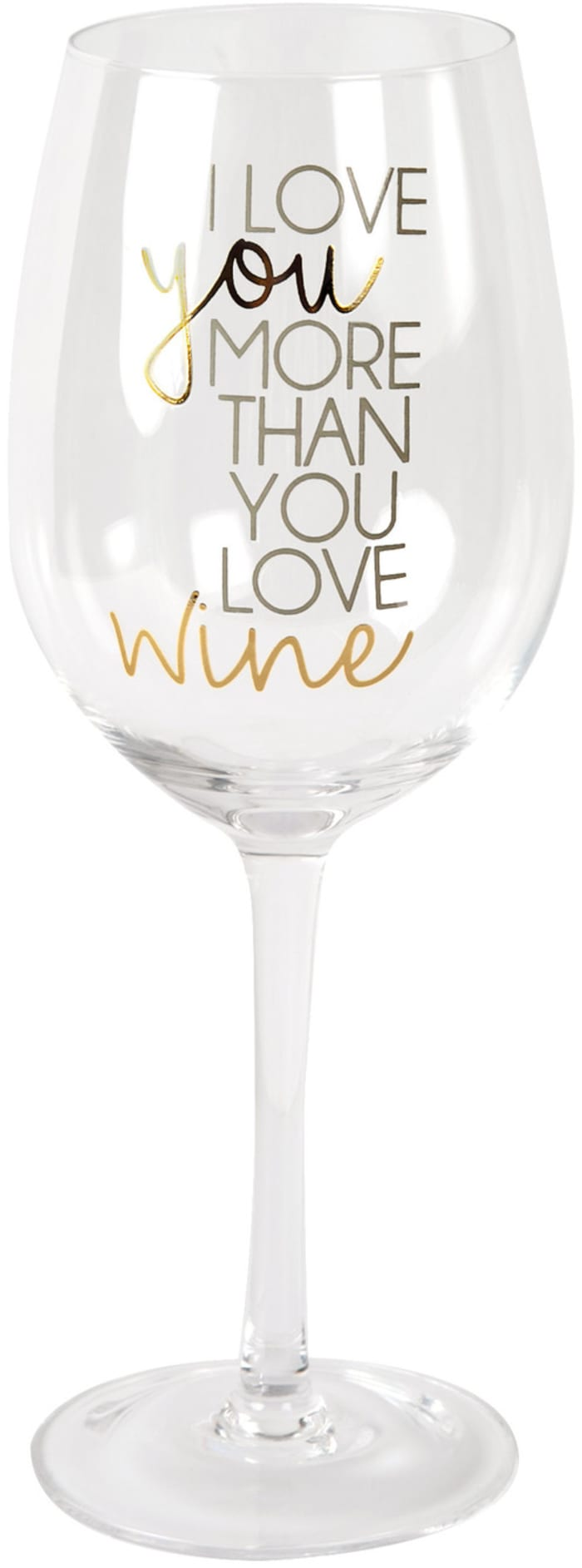 Wine - Crystal Wine Glass