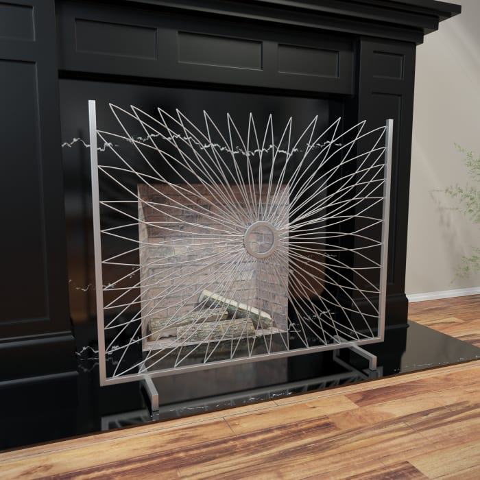 Charles Fireplace Screen