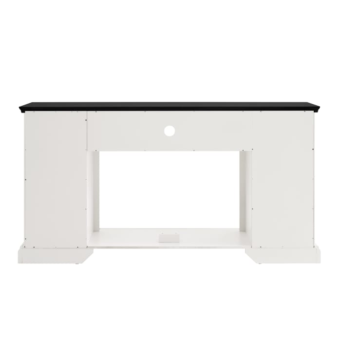 Arlesey Electric Fireplace Media Console