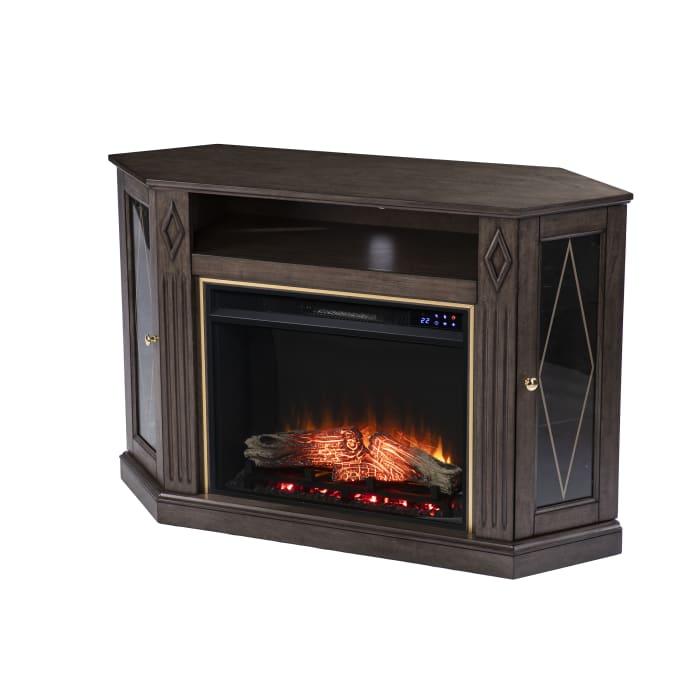 Bruno Electric Media Fireplace