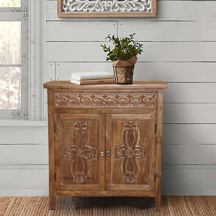 Sakandi 1-Drawer 2-Door Cabinet