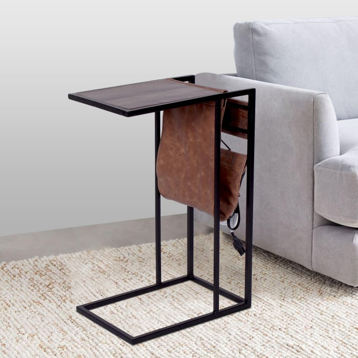 Single Sling Magazine Holder Tech C-Table