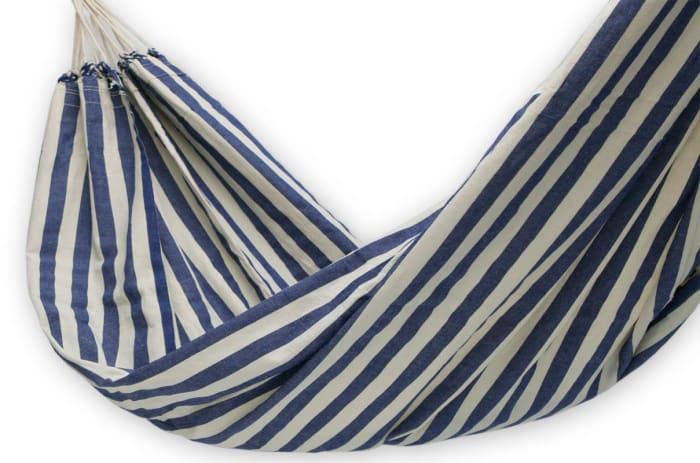 Maritime Brazil Cotton Single Hammock