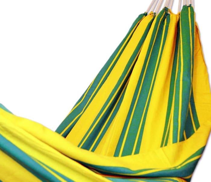 Brazilian Pride Cotton Hammock