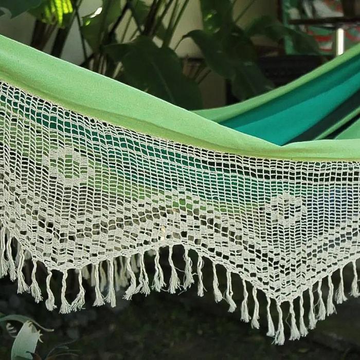 Peaceful Cotton Hammock