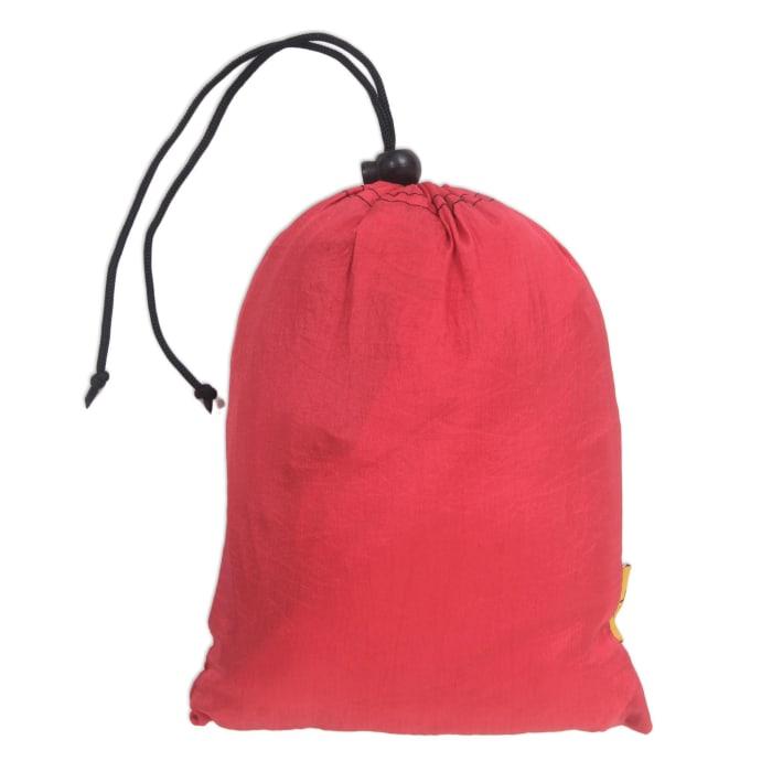 Uluwatu Red Double Parachute Hammock