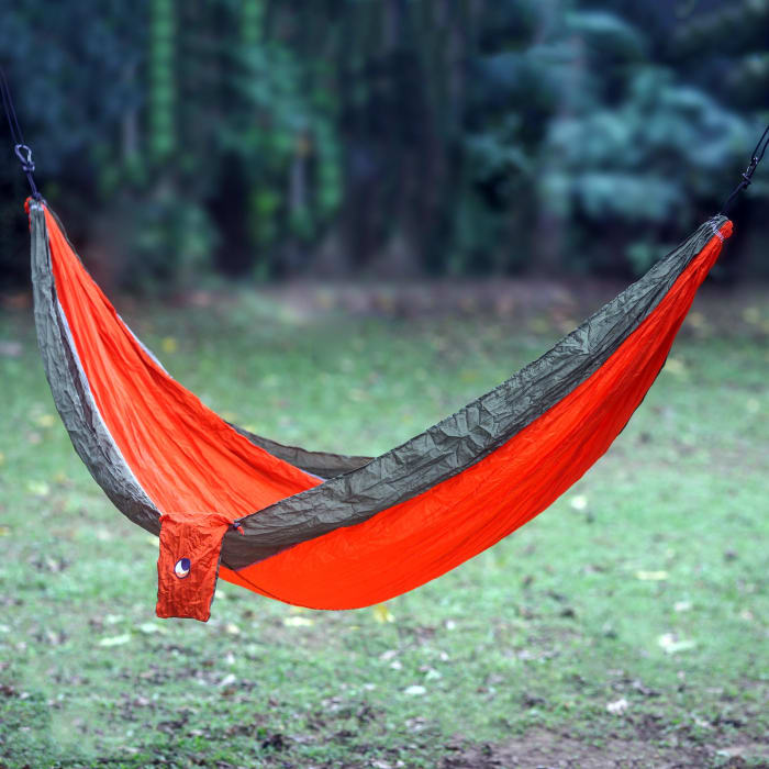 Summer Dreams Double Parachute Hammock