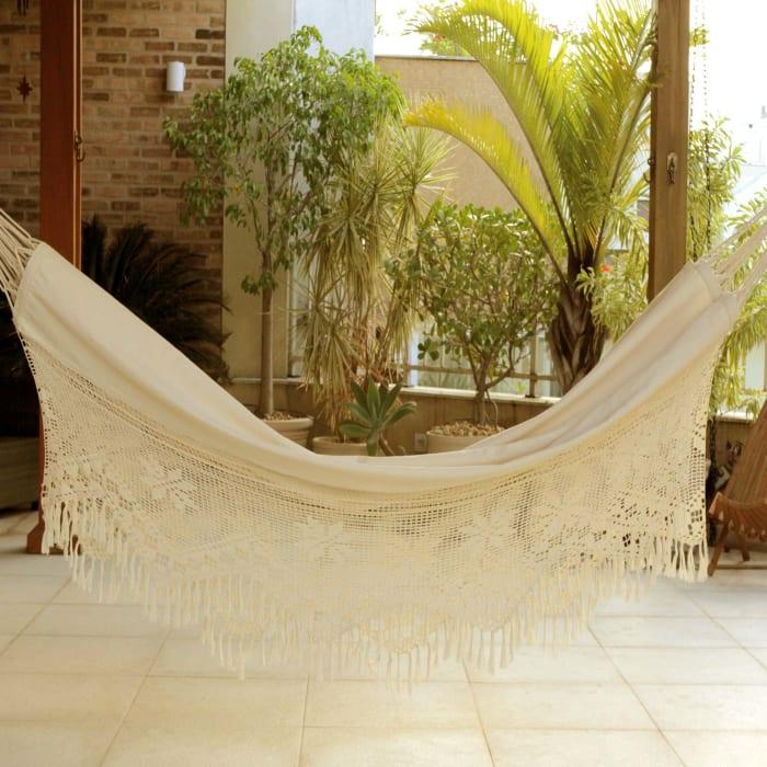 Manaus Bouquet Cotton Hammock