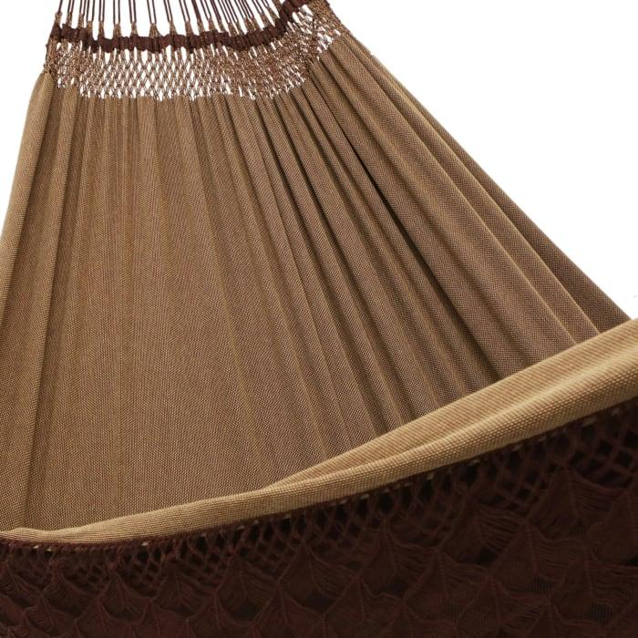 Ipanema Earth Reversible Cotton Hammock