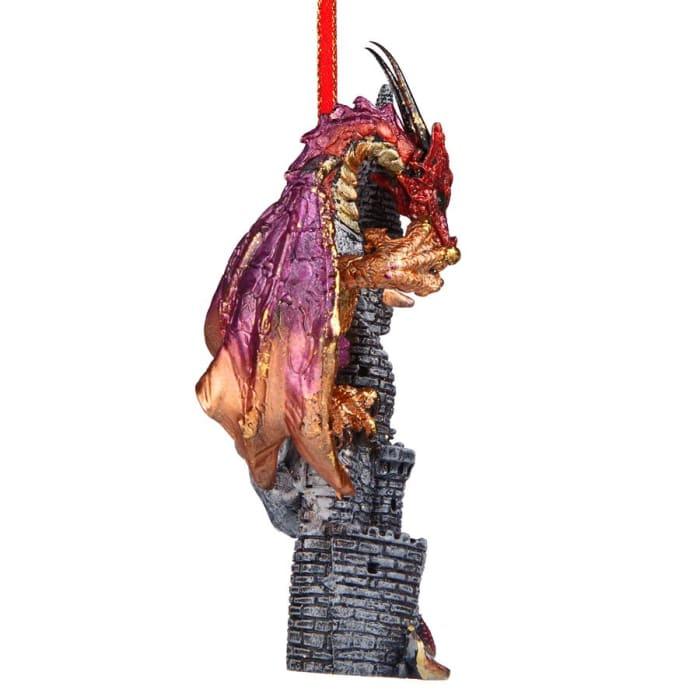 Zanzibar the Dragon Ornament