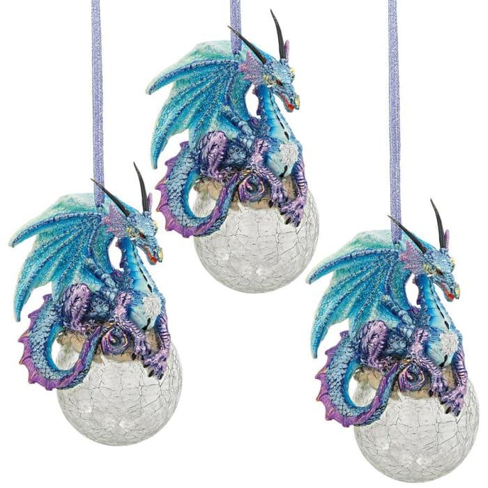 Frost, the Dragon Ornament