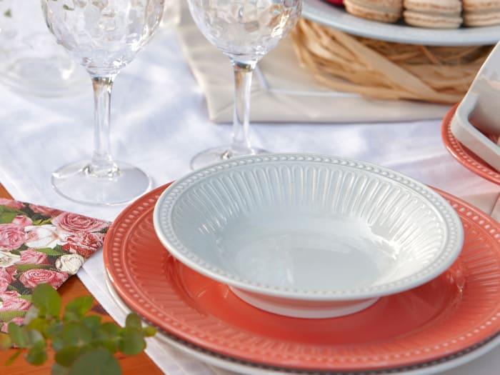 Serenity Set of 6 Salad Plates
