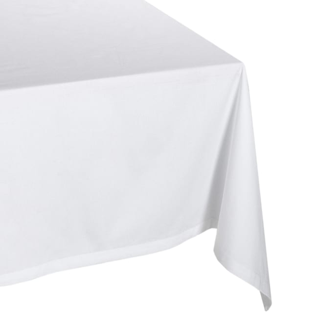 White Polyester 120