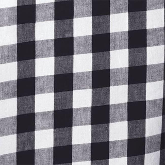 Black & White Check 84
