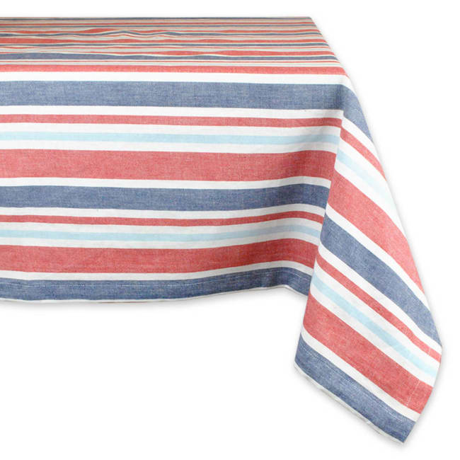 Betsy Striped Red White & Blue 84