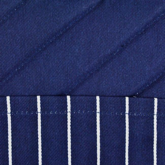 Blue Stripe Pot Holder Set of 2