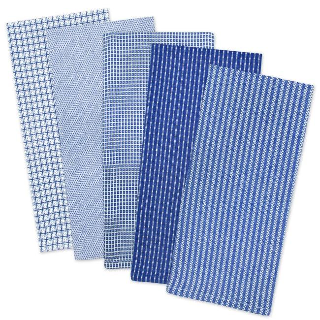 Blue Dish Towel