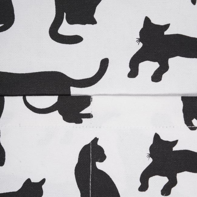 Cat Print Apron