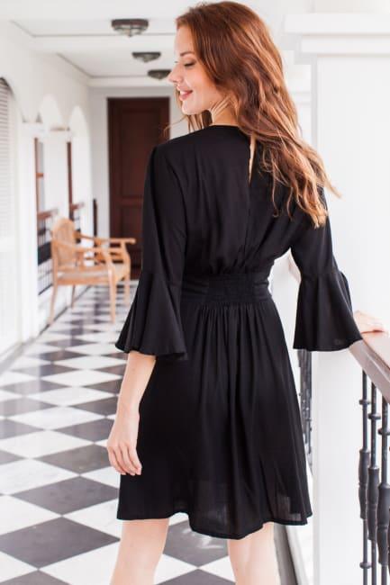 Melrose Dress - Plus