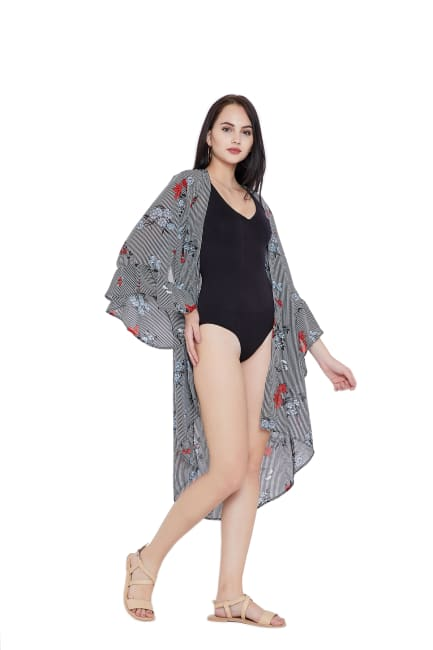 Summer Casual Swimsuit Cover-Up