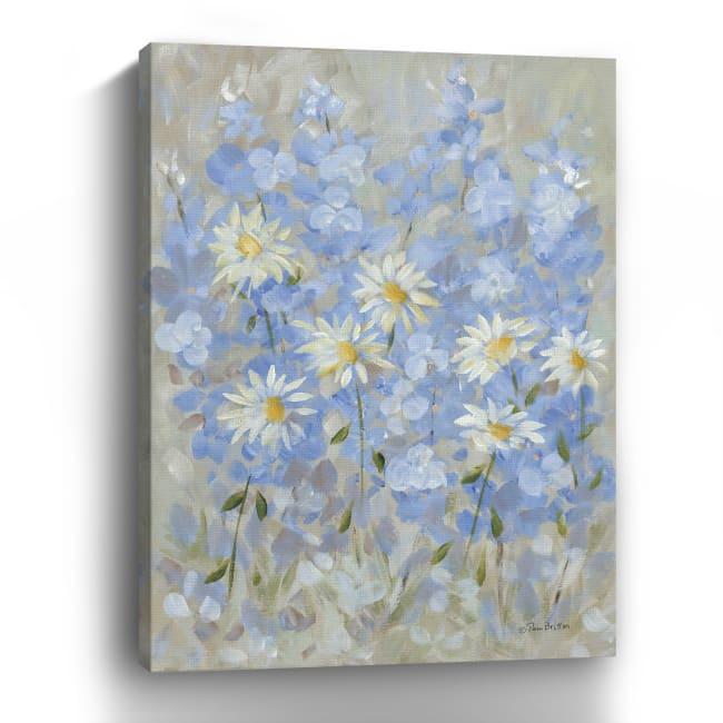 Garden of Joy Canvas Giclee