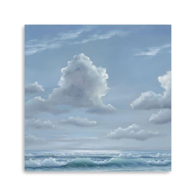 Shoreline II Canvas Giclee