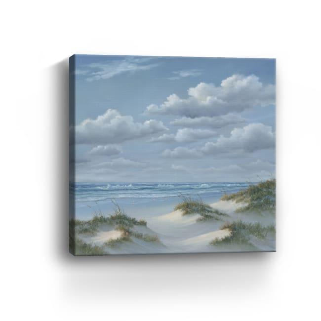Shoreline III Canvas Giclee