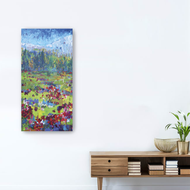 Three Sisters 1 Canvas Giclee