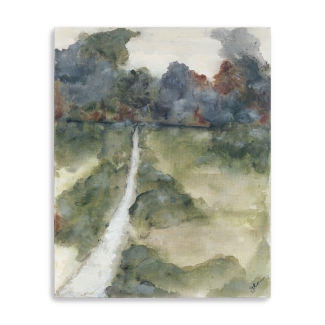 Far Away 1 Canvas Giclee