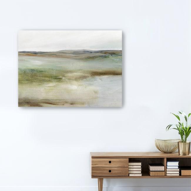 Meadow View II Canvas Giclee